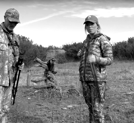 Hunting Coyote with Kendall Jones