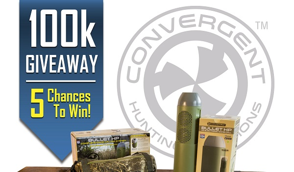 100k Likes Giveaway!