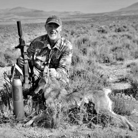 Nevada Coyote hunt with Convergent (with videos)